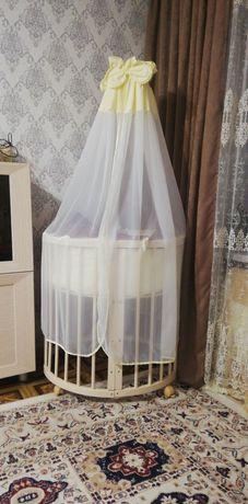 Кроватка Comfort baby б/у.