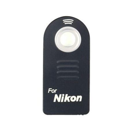 Промоция! Дистанционно Nikon ML-L3 с батерия за фотоапарати с infrared