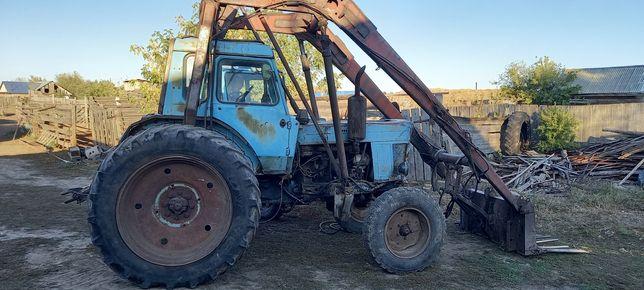 Продам МТЗ-80 и Т-25