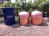Казан за ракия за домашна употреба 80,100,120 и 150 литра