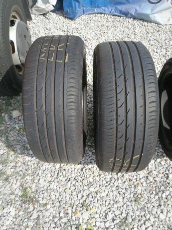 2 летни гуми R17 225/55 Continental ContiPremiumContact2 * 97W
