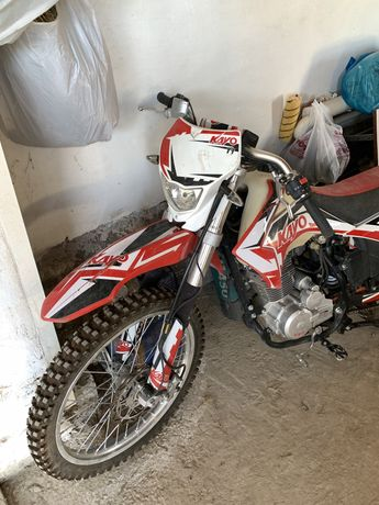 Мотоцикл Kayo T1 (T2-G) 2020. Enduro