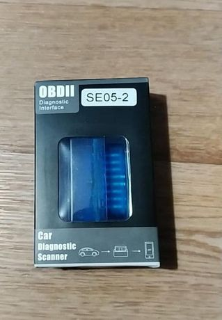 Автосканер кодов ELM327 версия 1.5 OBD2 Bluetooth. Звони!