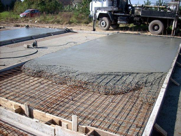 раствор, бетон от производителя