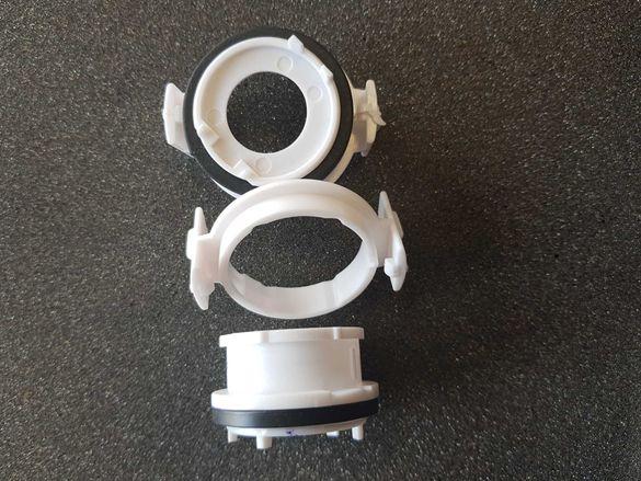 Адаптер преходник H7 LED/XENON за BMW E46