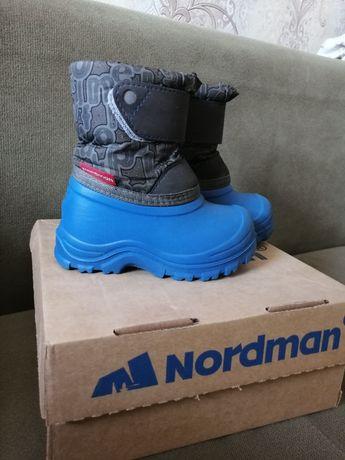 Детская утепленная обувь