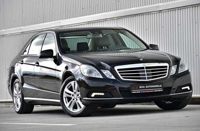 Mercedes E350 CDi 2010 Euro5 Airmatic Webasto Distronic