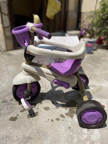 Бебешка триколка Smart Trike