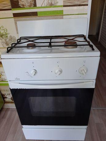 Кухонная плита газовая