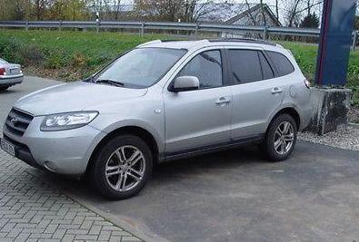 Hyundai Santa fe 2.2CRDI на части