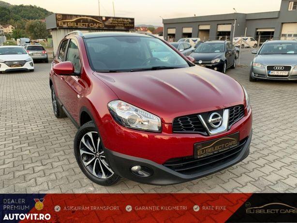 Nissan Qashqai 1.5Dci, Euro5, Panorama, Navigație, Rate Fixe