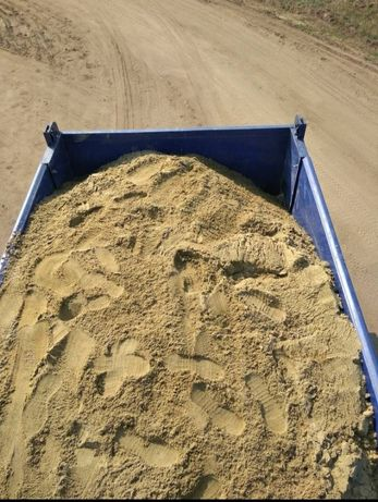 Песок речной,строительный