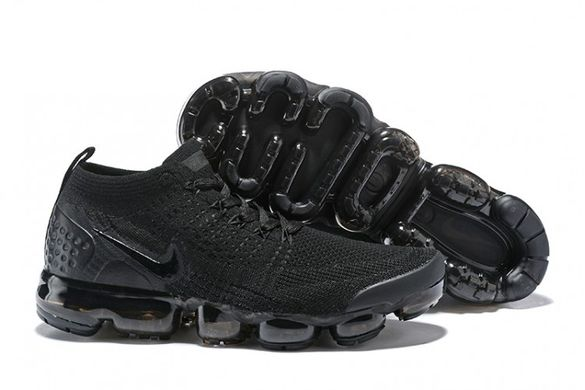 NIKE Air Vapormax Flyknit 2.0 Men's triple black
