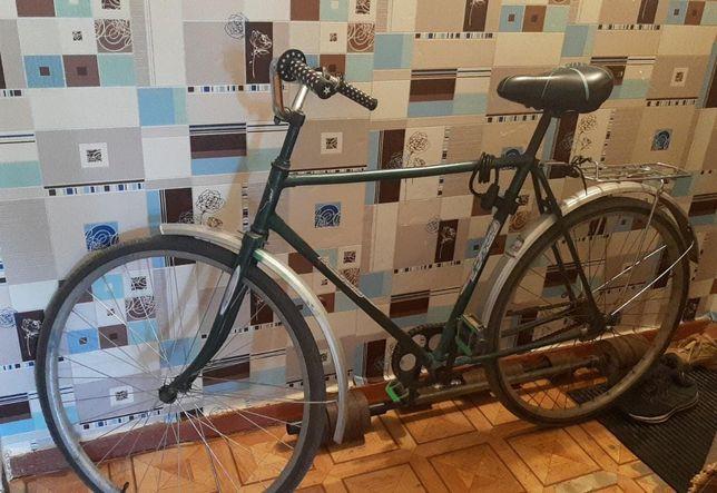 Велосипед урал советский