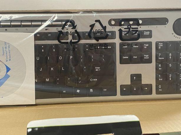 Tastatura PS2 multimedia cu taste joase