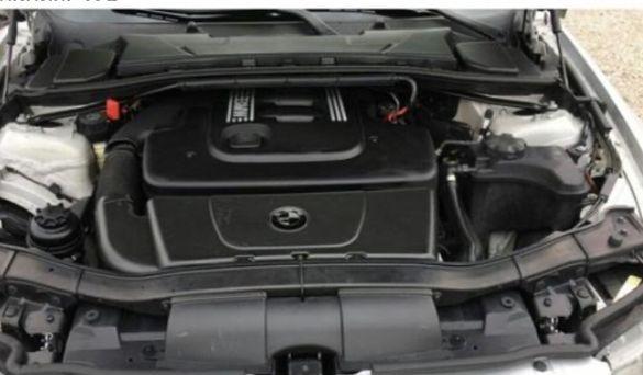 Двигател BMW320d 163kc E90 E91 E92 E93