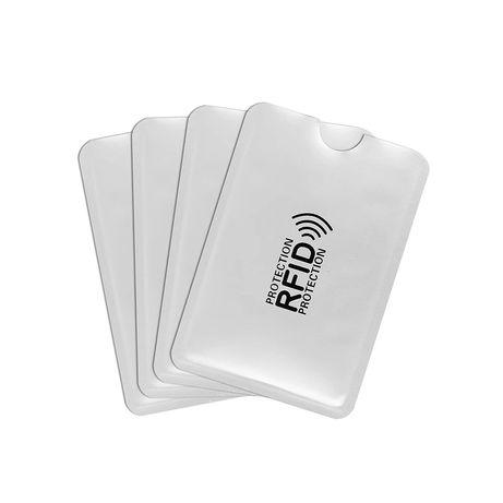Folie protectie teaca card bancar contactless antifrauda rfid