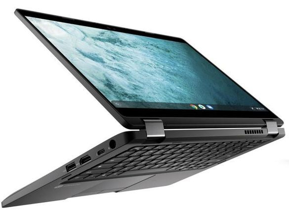 Лаптоп Таблет DELL Latitude 5300 Touch, i5 8.Gen, 8 GB, 256 SSD, 13,3""
