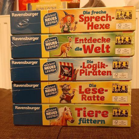 Vand jocuri sigilate in limba germana