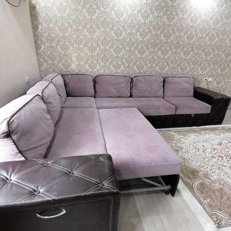 Мягкий диван, для хола, зала
