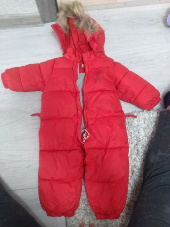 Куртка комбинезон зимняя