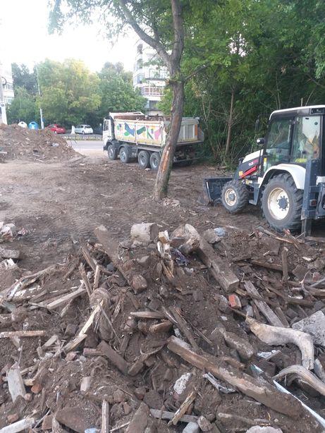 Pamant umplutura, balast, moloz, sort, nisip, piatra, demolari 6-40T