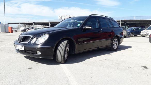 Mercedes E320cdi W211 авангард на части!!! Мерцедес В211 OM648