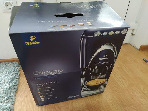 Aparat de cafea, 1.5L, albastru, 15 bar, Espressor TCHIBO Cafissimo Cl