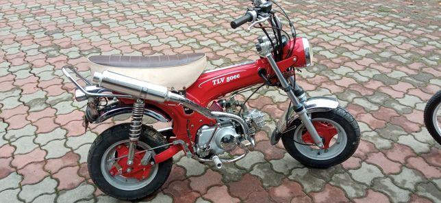 Scuter vintage 49 cc model rar