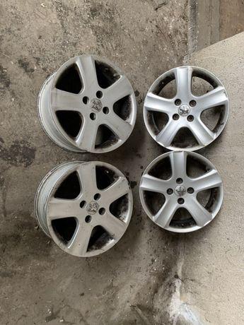 Алуминиеви джанти за Пежо/Peugeot/4×108/