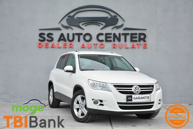 VW Tiguan 2.0 Tdi 4Motion Rate Garantie Avans 0