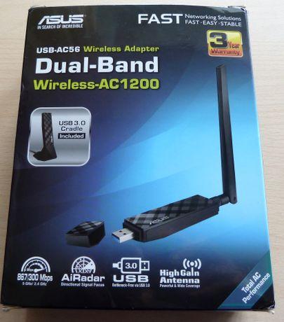ASUS USB-AC56 AC1200 Dual Band Synology