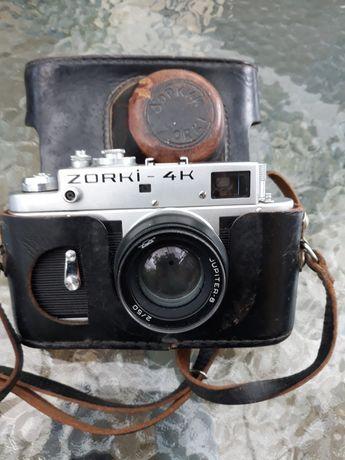 Фотоапарат zorki-4k