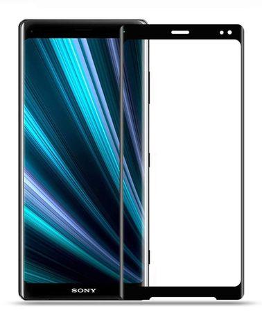 Закален 5D стъклен протектор за Sony Xperia XA1 XA2 XZ1 XZ2 XZ3