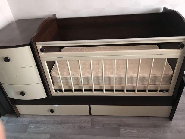 Продам детский кровать,трансформер