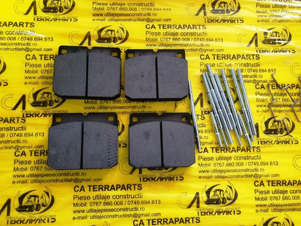Kit placute frana 60mm JCB fastrac
