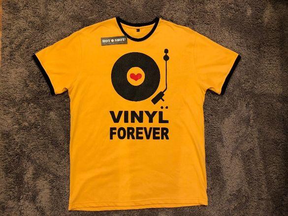 Тениски Vinyl Forever