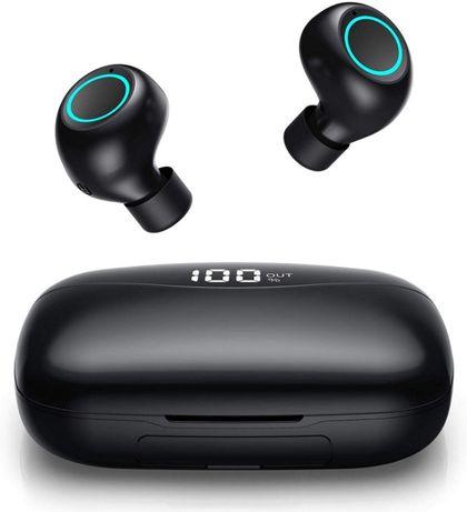 Căști wireless S9,bluetooth 5.0,noi