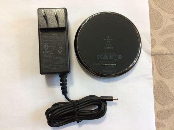 Безжично зарядно Belkin за iPhone Samsung, LG and Sony
