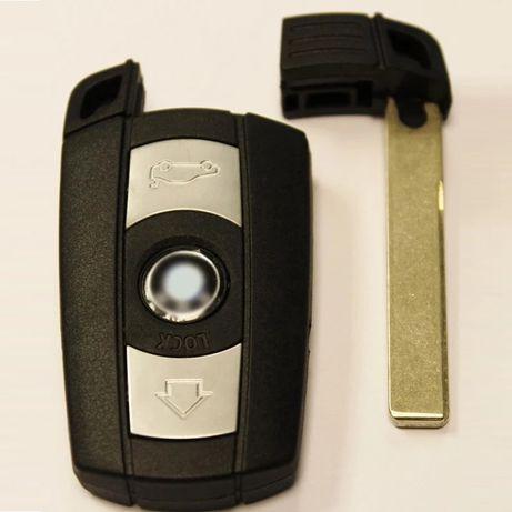 Carcasa cheie Smartkey BMW Seria 3 E 90 91 seria E 87 Seria 5