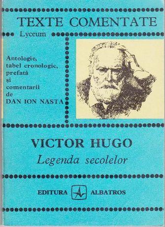 Texte comentate-Victor Hugo-Legenda secolelor