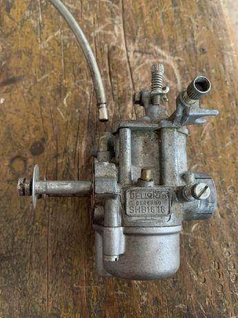 Carburator Dellorto SHB 16/16 pentru Vespa 50, 90, 100
