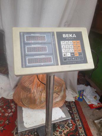 Продам электронную весы VEKA