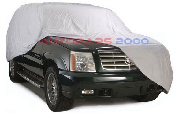Покривало за джип - SUV  / Брезент / S, M, L, XL, 2XL, 3XL, 4XL