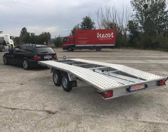 Închiriez platforma auto / trailer 100 lei