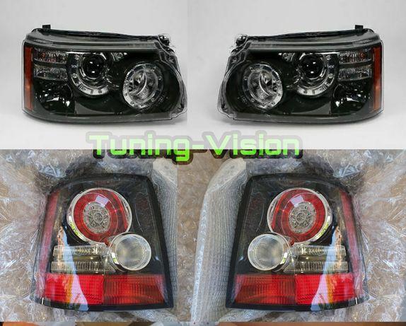 Фарове стопове Фейслифт Range Rover Sport L320 фар стоп