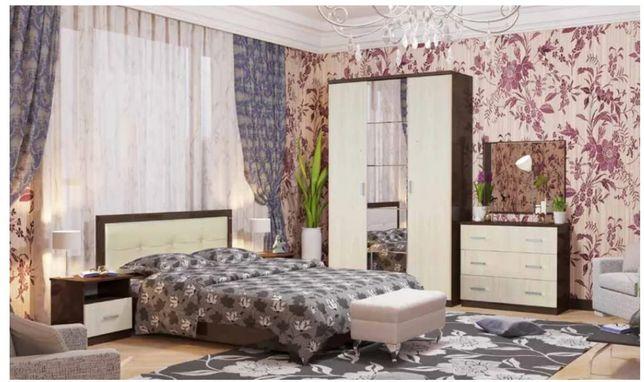 Спальня Диана - 3 Новый (доставка сборка бесплатно )