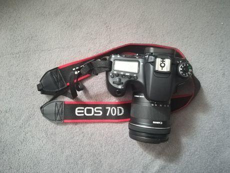 Canon 70D + Canon 10-18 STM
