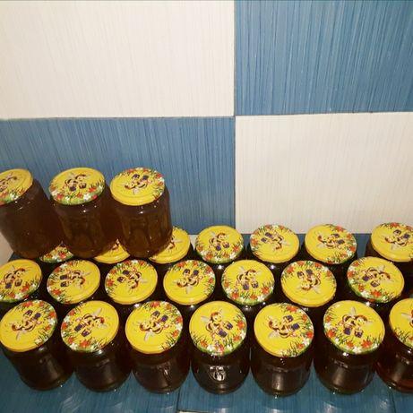 Vând miere de salcâm