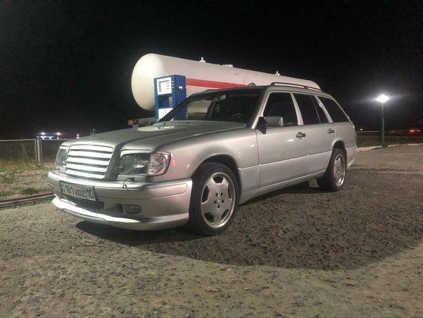 Бампер WALD для w124 Mercedes Benz E Class
